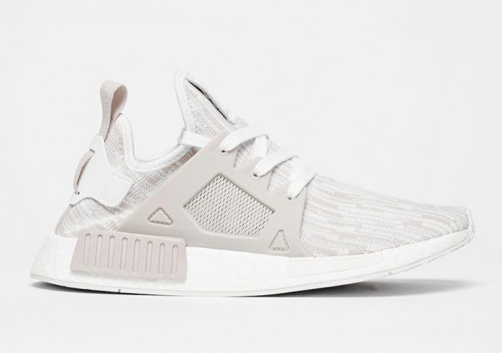 a580c2868 Adidas Originals NMD Xr1 PK White Pearl Grey Womens BB2369 ...