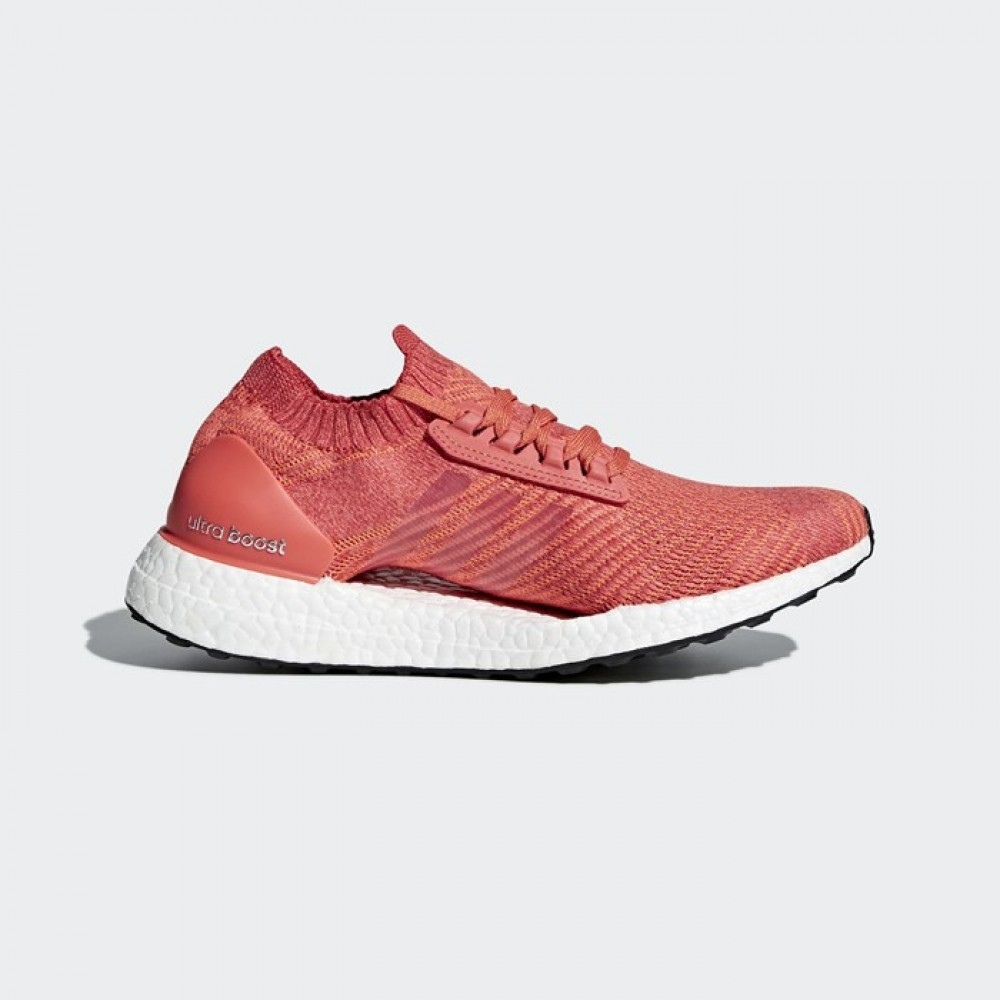 5ddfd87b73211 Adidas Originals Women s Ultraboost X in Scarlet Crystal White ...