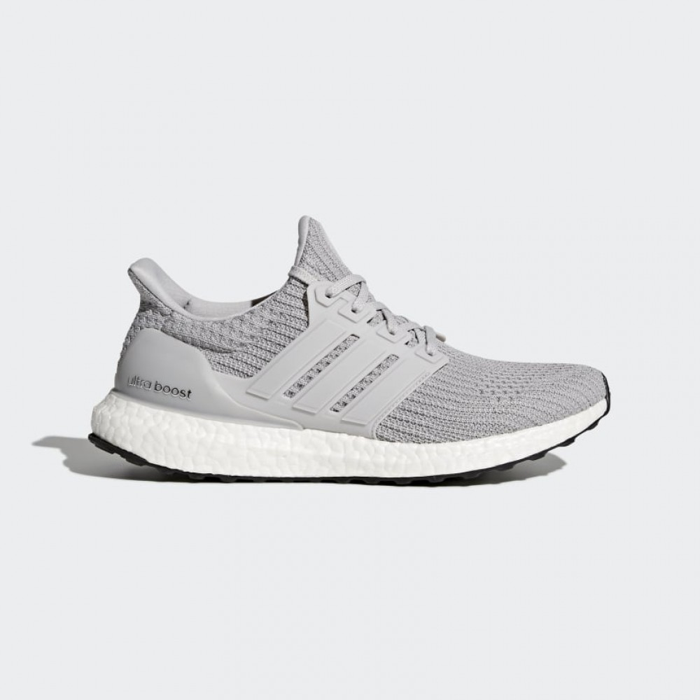 1fc1bf2af08 More Views. Adidas Performance Ultra Boost Grey Sneakers BB6167