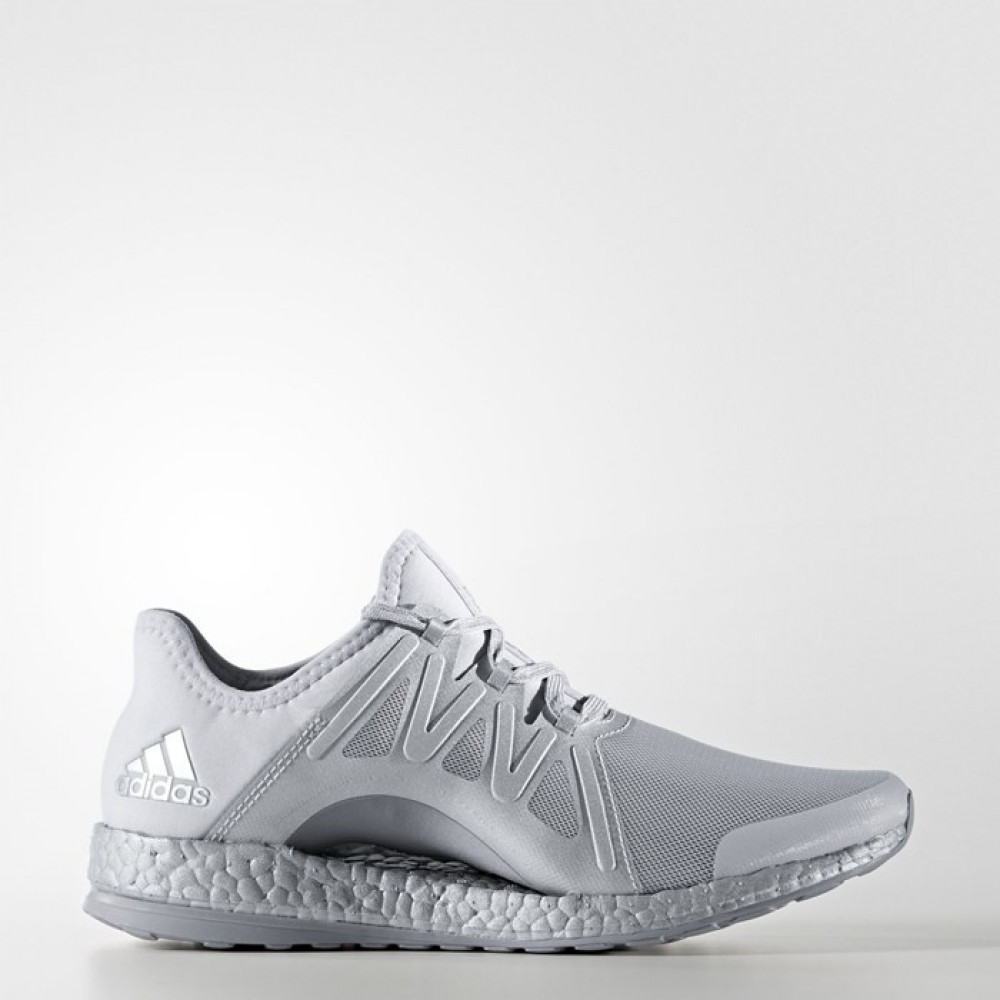 6e3b976a5ab46 More Views. Adidas Pure Boost Xpose Shoes Women s Running Grey S82066