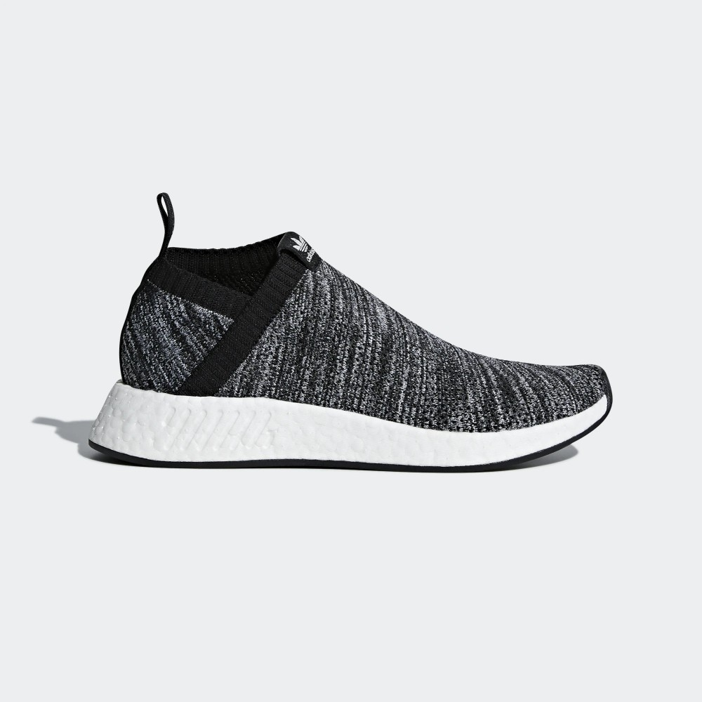 best sneakers 9ae13 ce2b0 Adidas United Arrows & Sons NMD CS2 PK UAS Black Grey DA9089 ...