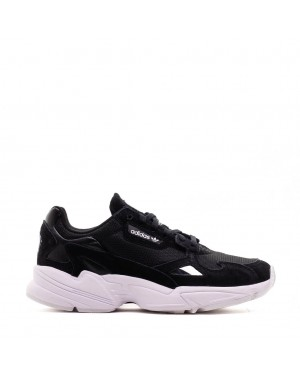 Adidas Falcon Black/Black/White B28129