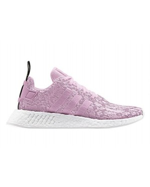 Adidas Originals NMD R2 Women's Pink Sneakers BY9315