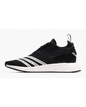 Adidas x White Mountaineering NMD R2 PK Black BB2978