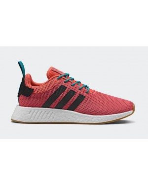 Adidas NMD R2 Summer Shoes Orange CQ3081