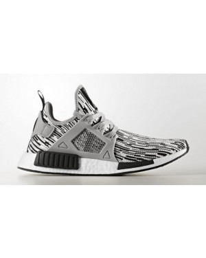 Adidas NMD XR1 Glitch Grey Black White BY1910