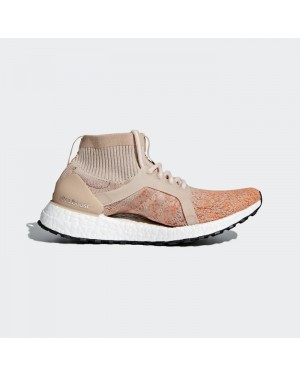 Adidas Ultraboost X All Terrain LTD Shoes Pink BY8921
