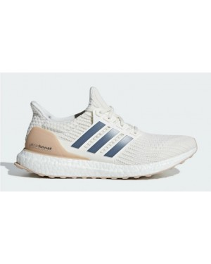"""Adidas Ultra Boost """"Show Your Stripes"""" White CM8114"""