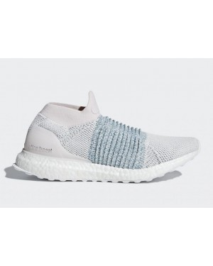 Adidas UltraBoost Laceless Purple BY8906