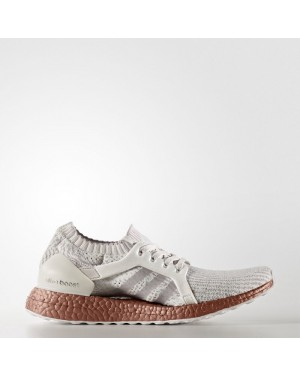 Adidas Ultra Boost X LTD Crystal White Womens BB1973