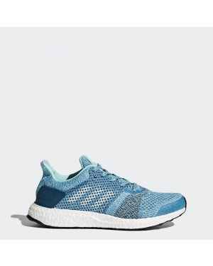 Adidas UltraBOOST ST Shoes Blue S80619
