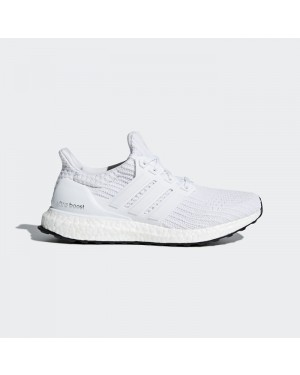 "Adidas Womens Ultra Boost 4.0 ""White"" BB6308"