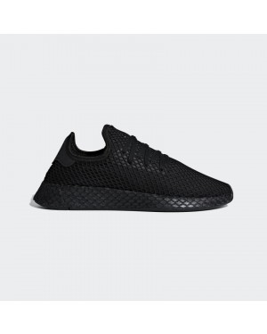 Adidas Originals Deerupt Black Sneakers B41768