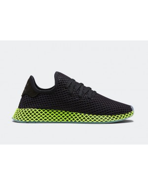 Adidas Deerupt Runner Shoes Black B41755