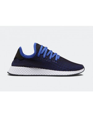Adidas Deerupt Runner Shoes Blue B41764
