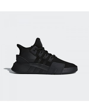 Adidas EQT Bask ADV Shoes Men's Originals Black DA9537