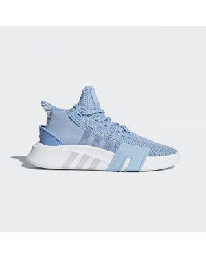 Women's Adidas EQT Basketball ADV Casual Shoes Ash Blue AC7353