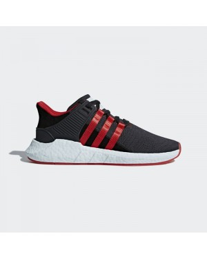 Adidas EQT Support 93/17 Yuanxiao Shoes Men's Originals Grey DB2571
