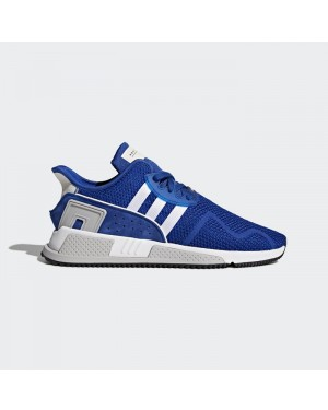 Adidas EQT Cushion ADV Shoes Men's Originals Blue CQ2380