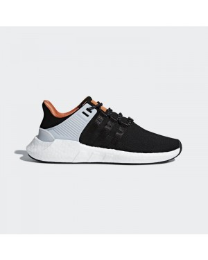 Adidas EQT Support 93/17 Shoes Men's Originals Black CQ2396