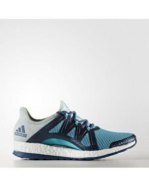 Adidas PureBOOST Xpose Shoes Women's Running Blue BA8272