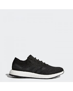 Adidas Pure Boost Shoes Men's Running Black BA8899