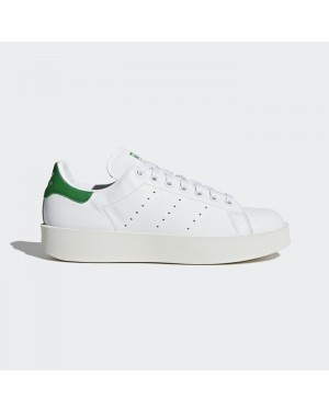 Adidas Stan Smith Bold Shoes Women's Originals White S32266