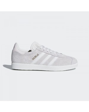 Adidas Gazelle Shoes Women's Originals White CQ2183