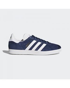 Adidas Gazelle Shoes Originals Blue BB5478