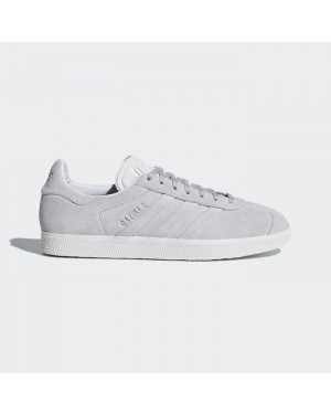 Adidas Gazelle Stitch and Turn Shoes Women's Originals Grey BB6709
