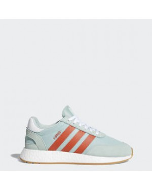 Adidas I-5923 Shoes Green Mens Sneakers D96993