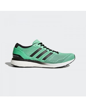 Adidas adizero Boston 6 Shoes Men's Running Green BB6416