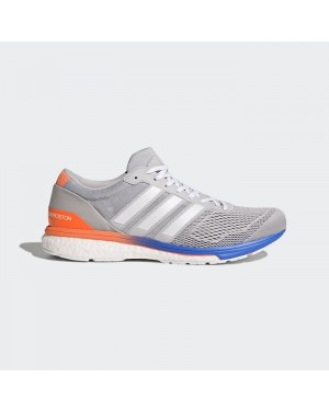 Adidas adizero Boston 6 Shoes Men's Running Grey BB6415