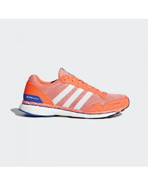 Adidas Adizero Adios 3 Shoes Women's Running Orange BB6408