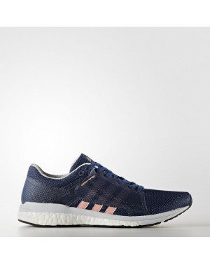 Adidas adizero Tempo 8 Shoes Women's Running Blue BA8096
