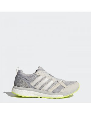 Adidas adizero Tempo 9 Shoes Women's Running Grey BA8240