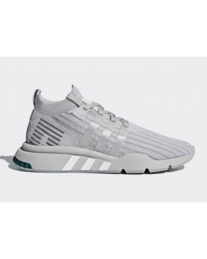 Adidas EQT Support Mid ADV Primeknit Shoes Grey B37372