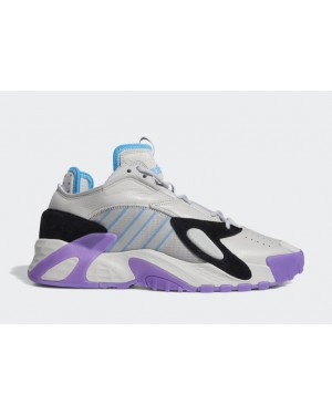adidas Streetball Grey Two/Active Purple-Shock Cyan FV4525