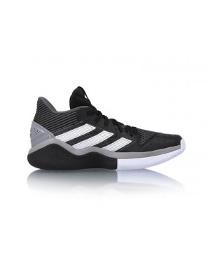 adidas Harden Stepback Core Black/Cloud White EF9893