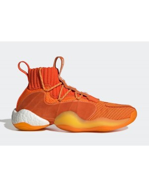 Pharrell x Crazy BYW X 'Orange' - adidas - EG7728