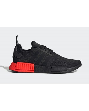 adidas NMD R1 Core Black Solar Red EE5107