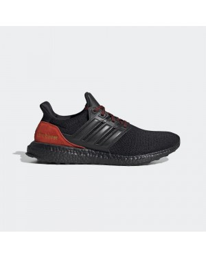 UltraBoost DNA 'Black Red' - adidas - FW4899