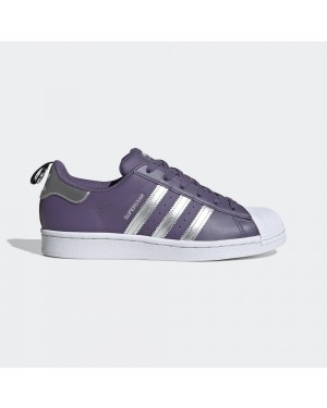 adidas Superstar Shoes - Purple FV3631