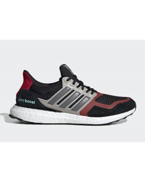 adidas Ultra Boost S&L Black Grey Red EF0724