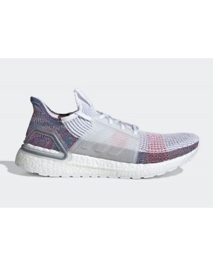 adidas Ultra Boost 2019 White Multicolor B37708