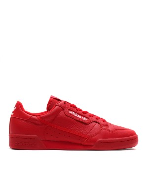 atmos adidas Continental 80 Red EF2675