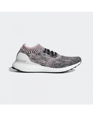 adidas UltraBoost Uncaged Shoes Pink/Black B75861