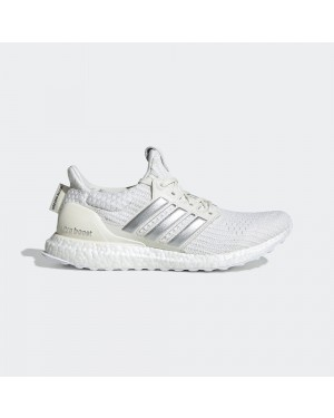 adidas Ultra Boost 4.0 Game of Thrones House Targaryen White EE3711