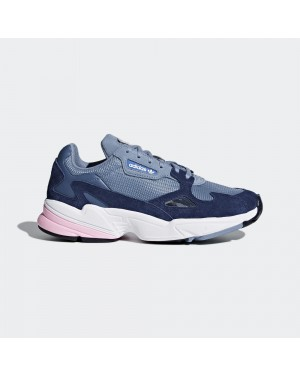 adidas Originals W Falcon Blue/Grey D96699
