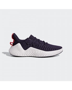 adidas Alphabounce Trainer Shoes Purple BB9088